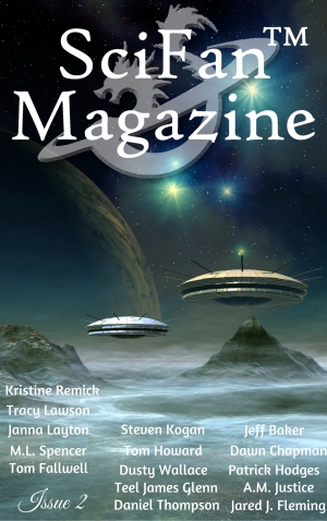 Issue 2 cover with authors