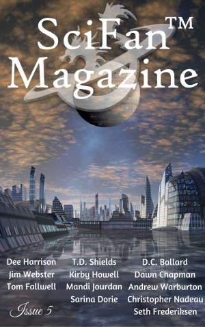 Issue 5 cover with author names
