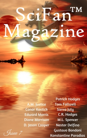 Issue 7 Cover with author names