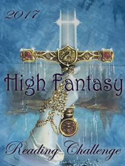 High Fantasy Reading Challenge 2017