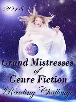 Grand Mistresses of Genre Fiction Reading Challenge 2018