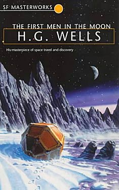 Book Review: The First Men in the Moon by H.G. Wells