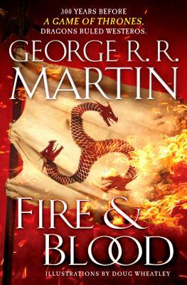 Book Review: Fire & Blood by George R.R. Martin @GRRMSpeaking