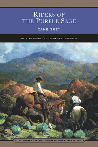 Book Review: Riders of the Purple Sage by Zane Grey