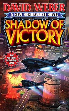 Book Review: Shadow of Victory by David Weber