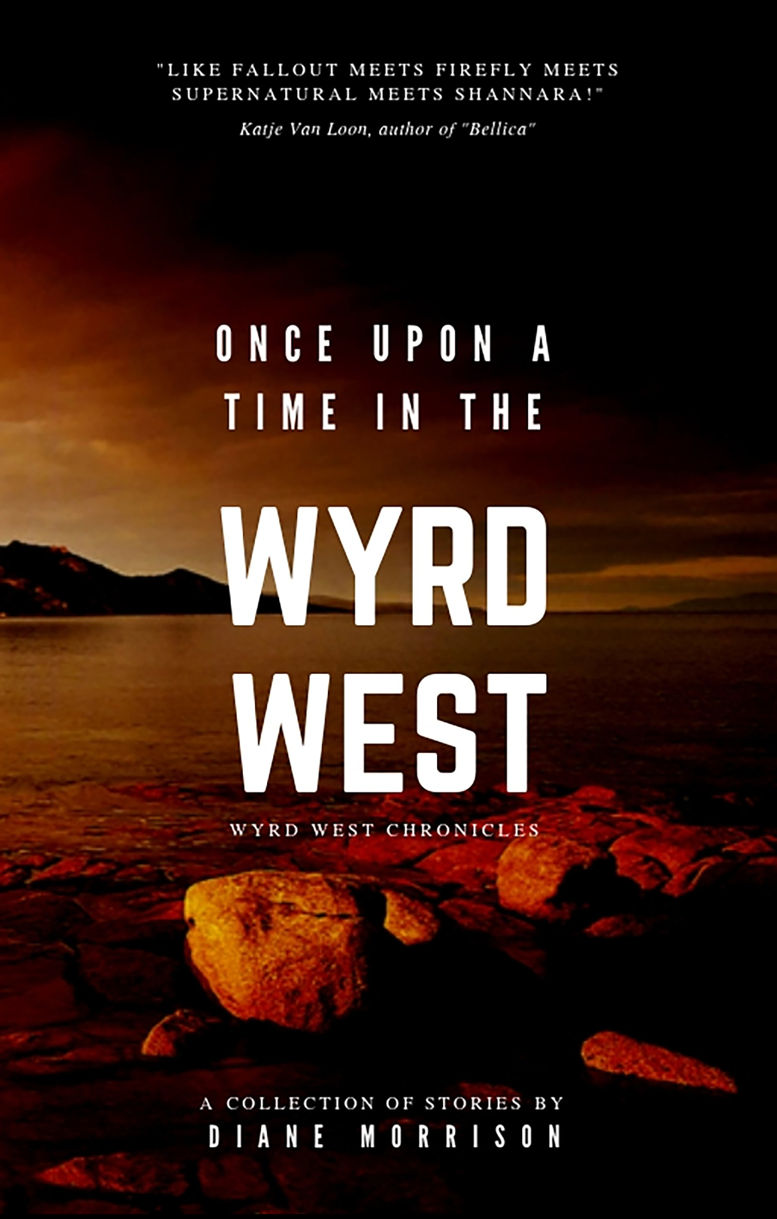 Excellent Review for Once Upon a Time in the Wyrd West at On Spec!
