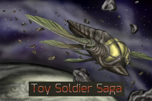 New Post from the Toy Soldier Saga!