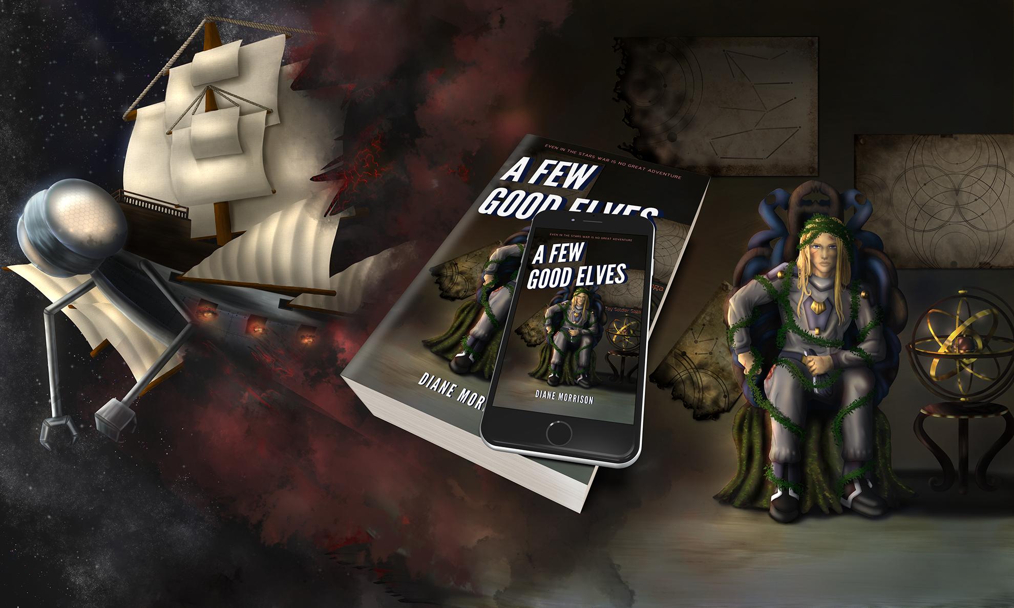 A Few Good Elves Kickstarter is LIVE!